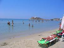 Saint George Bay in Naxos Town, Studios Apartments Summer Memories